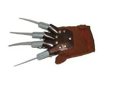 Economy Freddy Krueger Glove Plastic Nails Costume Accessory Child Or Adult