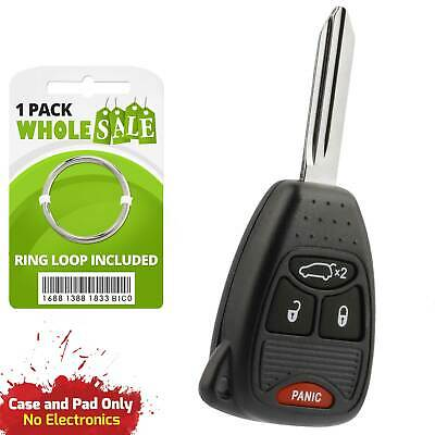 56038768 AG OEM Key Fob Circuit Board with New Remote Case - $32 77