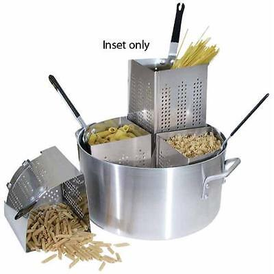 Winco - APS-INS - Precision Stainless Steel Pasta Cooker Inset