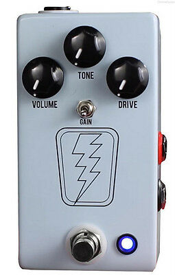 USED JHS PEDALS SUPERBOLT V2 OVERDRIVE EFFECTS PEDAL w/ FREE US SHIPPING