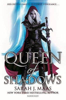 Queen of Shadows (Throne of Glass) - Book by Sarah J. Maas (Paperback, 2015)