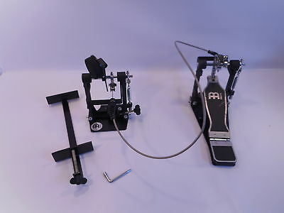 Meinl Percussion TMCP Cajon Pedal with Soft Beater and Adjustable Spring Tension