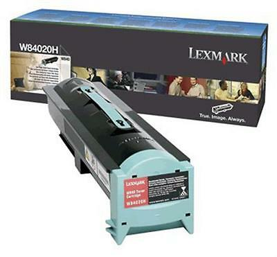 Lexmark W84020H High Toner For W840 (30000 pages, Black)