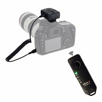 Wireless Shutter Release Remote Control For Nikon D3200 D5200 D610 D5500 D7000