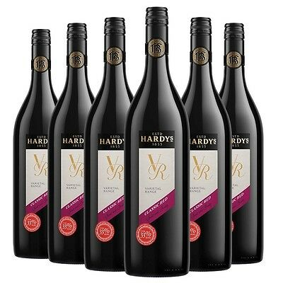 Hardy's VR Classic Red 2013 (6 x 1L), SE AUS