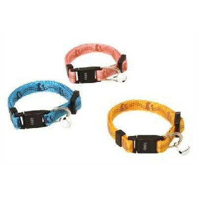 Kitten Silhouette Kitten Collar Assorted Colours - Cat Fashionable James & • EUR 2,94