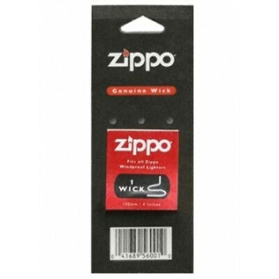 Individual Replacement Zippo Wick - Windproof Lighter Accessory Fuel Petrol