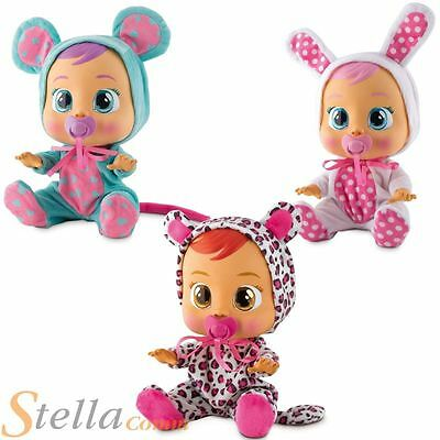 iMC Toys Baby Wow Crybabies Crying Interactive Toy Dolls