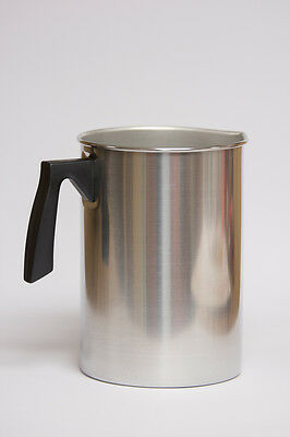 4 Lb Pour Pot For Candle Or Soap Making - Candle Making Supplies - Free S&h