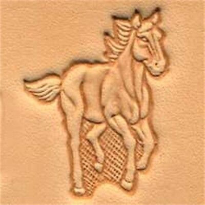 Running Horse 3d Leather Stamping Tool - Run Craf Stamp Imprint Tandy 88311-00