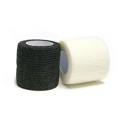 White Goalkeeper Finger Tape - Precision Goal Keepers Shields Support Football