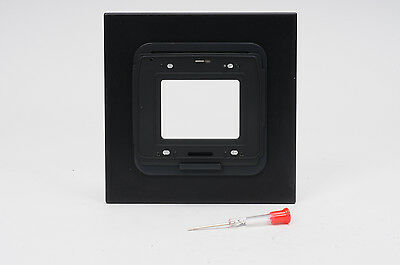 Kapture Group Interface Hasselblad H to Sinar Plate                         #735