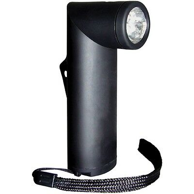 6 LED Magnetic Multi-colour Torch - 360 Degree Swivelling Head Light
