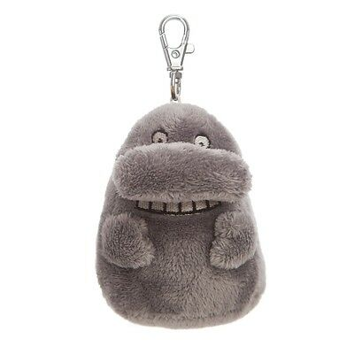 """4"""" Moomin The Groke Key Clip - Aurora 10cm Childs Kids Toystory Book Character"""