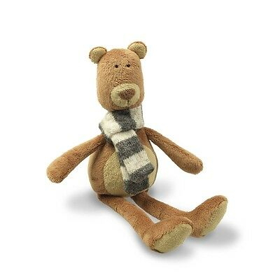 Air Puppy Hickory Shack Biscuit Bear - Figure Soft Toy Teddy Plush