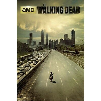The Walking Dead City Maxi Poster - Official 254 Licensed Product Gift Design