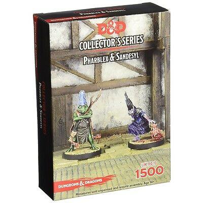 Dungeons & Dragons - Pharblex & Sandesyl - Collectors Series - Gale Force Nine