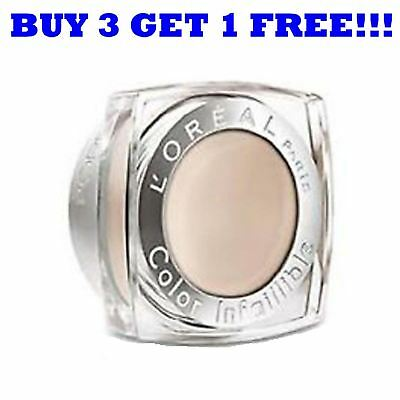 L'Oreal Color Infallible Eye Shadow 016 Coconut Shake 016