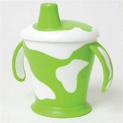 Cow Print Anywayup Toddler Cup - Haberman 6m Anyway 250ml