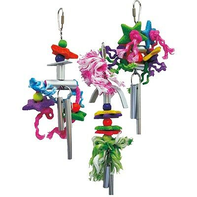 Small Explorer Mix Bird Toy - Beaks Toys Stimulation Activity Cage Accessories