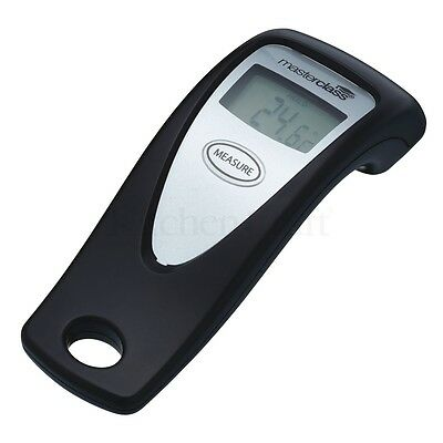Master Class 0 To 250 Deg C Digital Infrared Thermometer - Kitchen Tool Gadget