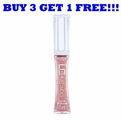 L'Oreal Glam Shine 6 Hour Lip Gloss 103 Forever Nude