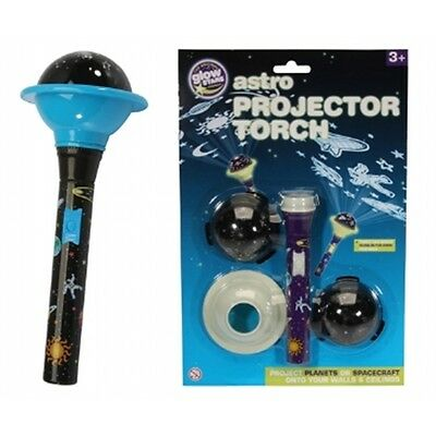Astro Night Sky Projector Torch - Science Gift Pocket Money Party Bag Stocking