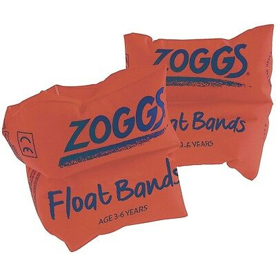 1-3 Years Orange Zoggs Armbands - Baby Toddler Infant Inflatable Swim Swimming