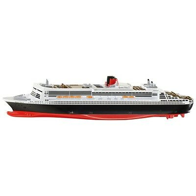 1:1400 Siku Queen Mary Ii Ship - 11400 1723 New Model Scale Cruise Diecast