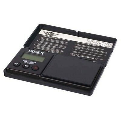 My Weigh Triton 550 Pocket Scale - Digital Electronic Lcd + Expansion Tray 550g