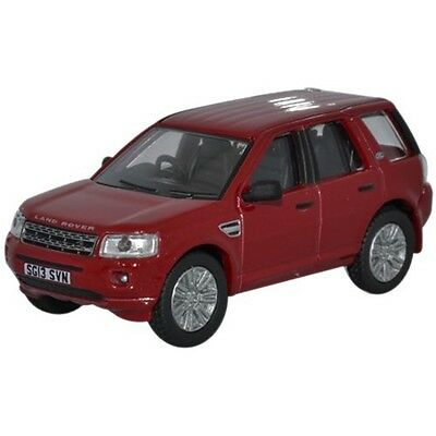 1:76 Oxford Diecast Land Rover Freelander - Model 4x4 Car Collectable Gift