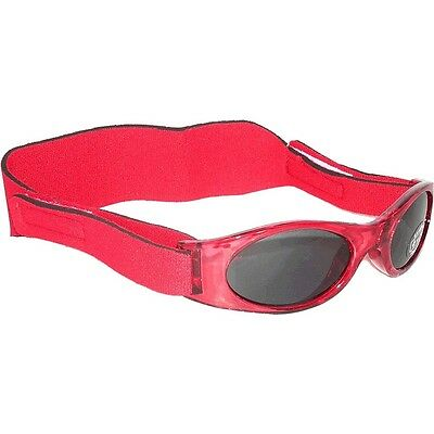 Sunnyz Baby Uv Protection Sunglasses Red