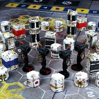 Dreadball Xtreme - Core - Obstacles & Accessories