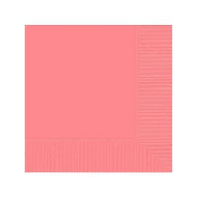 Pretty Pink Party Luncheon Napkins, Pack Of 20