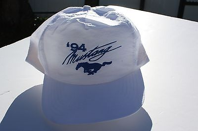 Ball Cap Hat - Ford Mustang 1994 - Horse Auto Car (H1543)