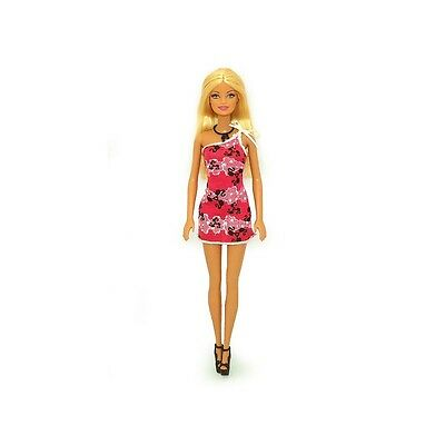 Barbie Brand Entry Doll No. 2 - Chic Black Necklace Dolls Action Figure Girls