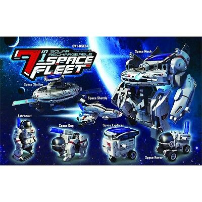 Thumbs Up! 7-in-1 Space Fleet Toy Kit