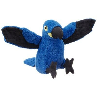 Ck-mini Hyacinth Macaw 20cm - Wild Republic Plush 20 Toy Cuddlekins 8 Soft