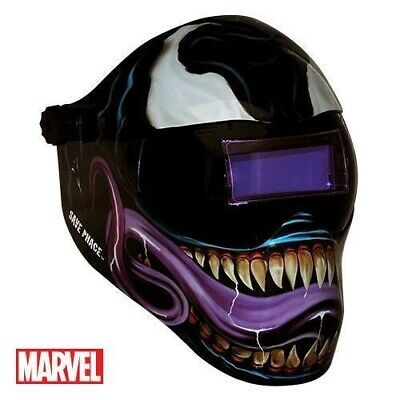 Save Phace Extreme Face Protector Gen Y Series Welding Helmet, Venom 3012145