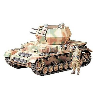 German Flakpanzer Iv Wirbelwind - 1:35 Scale Military - Tamiya