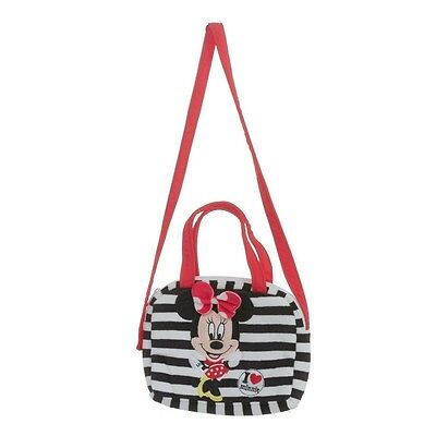 Minnie Mouse Striped Bag