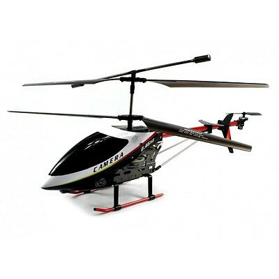 2.4g Hz Rc Helicopter With Video Camera - U12a Metal Alloy Udi Rc - 2.4g Remote