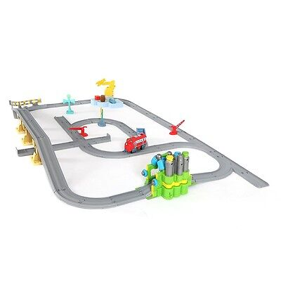 Chuggington Interactive Wilson Deluxe Loading Yard Play Set (45 Pieces)
