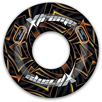 """42"""" Inflatable Xtreme Swim Ring - 42"""" Bestway Rubber Tyre Tube Lilo"""