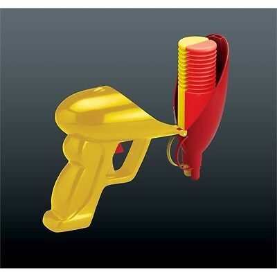 Sure-fire Condiment Gun Dispenser - Sure Fire Ketchup Mustard Barbecue Sauce