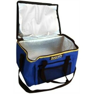 48 Can Insulated Cool Bag - Cooler Box Cool Camping Picnic Travel Fishing Large
