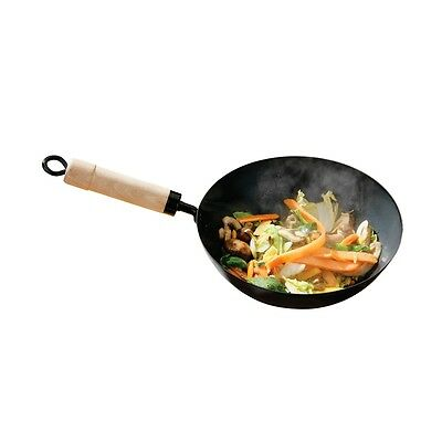 24cm Non Stick Cooking Wok - Premier Housewares - Frying Pan Diameter With