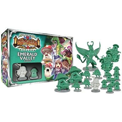 Super Dungeon Explore V2 Emerald Valley Warband Soda Pop Miniatures