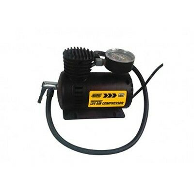 12v Emergency Air Compressor - Maypole Mp7942 Automotive Inflation Tyre Inflator