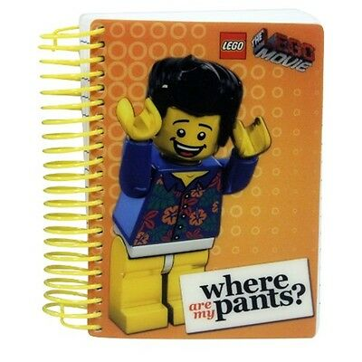 Lego Movie Pocket Notebook Pants